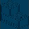 Image of lego icon.